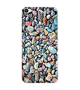 Gismo Oppo F1s Cover / Oppo F1s Back Cover / oppo f1s Designer Printed Back Case - Stone Theme