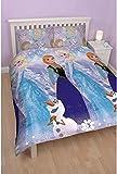 Disney Frozen Crystal Double Rotary Duvet Set