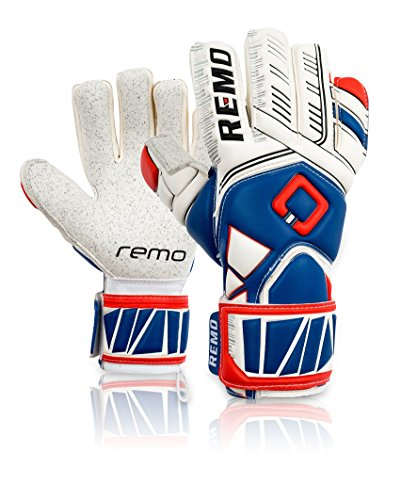 REMO Sports Guarda Latex Torwarthandschuhe Negative Cut (grün, 9)