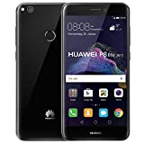 "Huawei P8 Lite 2017 Smartphone da 5.2"" Full HD, 3 GB RAM, 16 GB ROM, Camera da 12MP, Android, Nero"