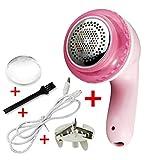 Eléctrica suéter rasuradora pelusa afeitadora ropa de tela remover máquina de afeitar/extractor/desplazador