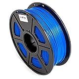 #9: 3D Tech-Pro Premium Quality 3D Printer Filament, Blue - Pla 1.75Mm / 1Kg Roll