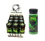 SCHUB Energy Shot , Green-Lemon , 12x60ml , 200mg Koffein , Energy Booster