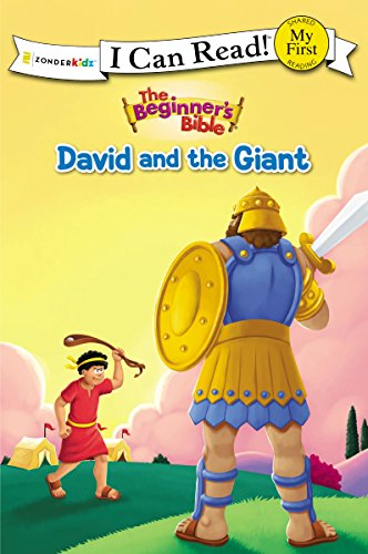 The Beginner's Bible David and the Giant (I Can Read! / The Beginner's Bible) (English Edition)