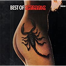 SCORPIONS - BEST OF THE SCORPIONS LP
