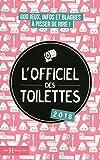 Telecharger Livres L officiel des toilettes 2018 (PDF,EPUB,MOBI) gratuits en Francaise