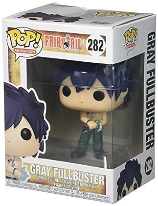 Fairy Tail Figura de Vinilo Gray Fullbuster Fun...