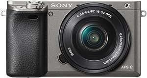 Sony Alpha 6000 Systemkamera 3″ inkl. SEL-P1650