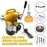 50HZ Für 20-100mm Rohr Abflussreiniger Abnehmbare Reinigungsmaschine 250 W Electric Drain Cleaning Machine 400u / m