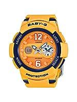 Casio reloj de pulsera de mujer Baby-G analógicoy digital, de cuarzo, correa de Resina BGA-210–4BER de Casio