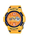 Casio Damen-Armbanduhr Baby-G Analog - Digital Quarz Resin BGA-210-4BER