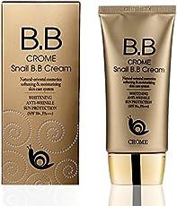 Lee Posh Horse Oil Sun Bb Cream 50Ml , Made In Korea Spf 50+ Pa+++, Uv Protection , Whitening , Wrinkle Improvement