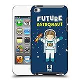 Head Case Designs Astronaut Kinder Von Morgen Ruckseite Hülle für Apple iPod Touch 4G 4th Gen