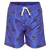 Lego Wear Jungen Badeshorts Boy PING 422, Blau (Blue 569), 128