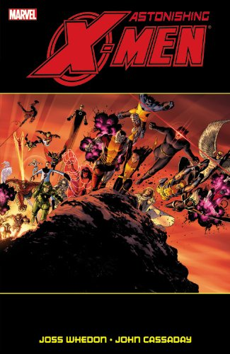 Astonishing X-Men By Joss Whedon & John Cassaday Ultimate Collection Book 2
