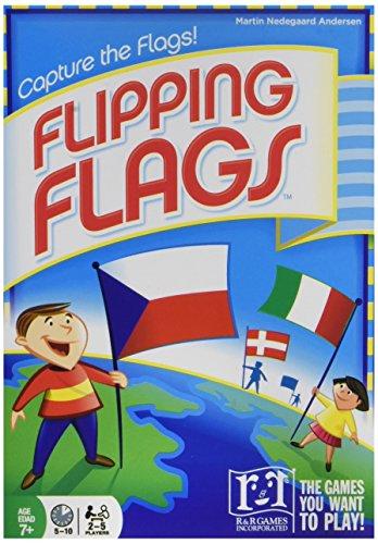 Unbekannt Spiegeln Flaggen Kartenspiel