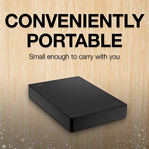 Seagate 5 TB Expansion Edición Especial USB 3.0 Portátil 2.5