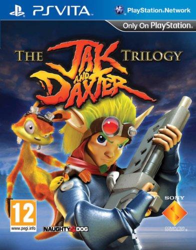 Jak and Daxter Trilogy [import anglais]