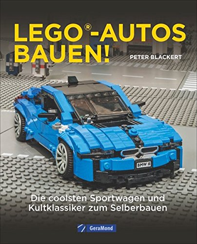 Lego Lego-Autos bauen! Die coolsten Sportwagen und Kultklassiker zum Selberbauen. Vom BMW über den Ferrari bis zum Porsche. Modellbau mit Lego. - Auto Modelle Plymouth