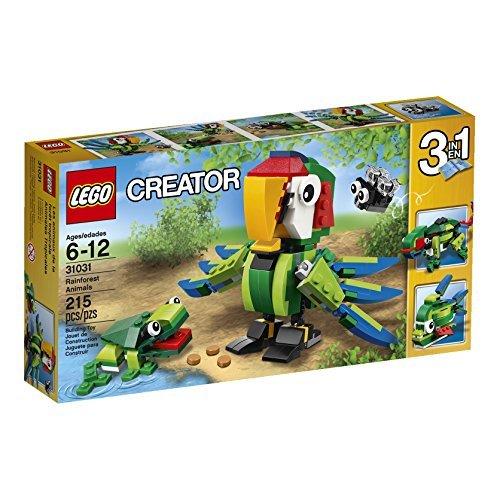 LEGO-Creator-Rainforest-Animals