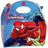 Marvel Comics Spider Man, caja de recuerdos para fiesta x1