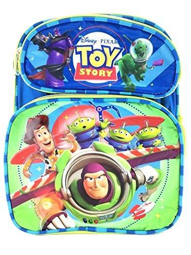 (Klein Rucksack–Disney–Toy Story Buzz Lightyear 30,5cm New 106379)