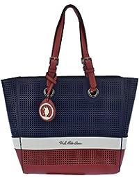 U.S.POLO ASSN. Bolsa de hombro con bolso interior 30-45x9x30 cm