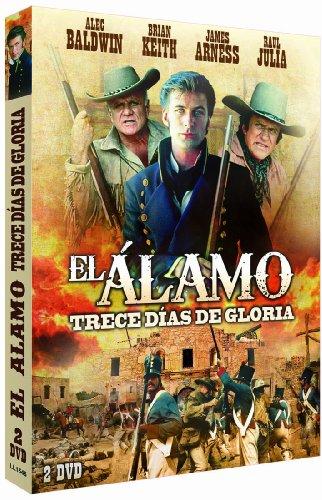 El Álamo: trece días para la gloria (TV) (1987) [Spanien Import]