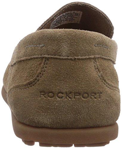 RockportBL 3 VENETIAN - Mocassini Uomo Braun (VICUNA WSH SDE)