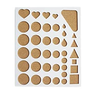 Good Quality Plastic Quilling Mould Stencil – For Creating Various Shapes of Quilling Paper Strips - Large Size