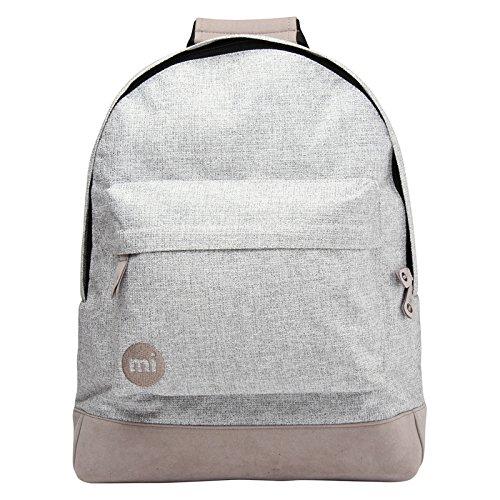 Mi-Pac Premium, Mochila Tipo Casual, 41 cm, 17 Litros, Crepe Grey