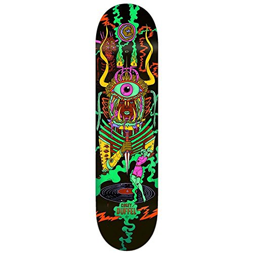 Unbekannt Foundation Duffel Bonzai Beast Skateboard Deck–21,3cm (Foundation Duffel)