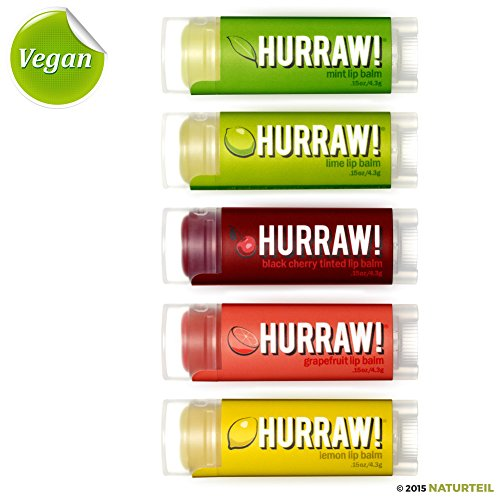naturteil-5er-set-lippenbalsam-von-hurraw-fruchtig-frisch-vegane-lippenpflege