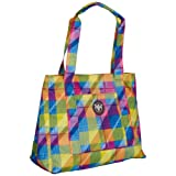 Chiemsee 5060027 Shopper, Cooler Tasche, Universell Einsetzbar, In Plaid Blazing, 43,5x35x18,5 Cm
