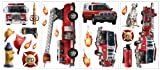 RoomMates 54236 Feuerwehr Test