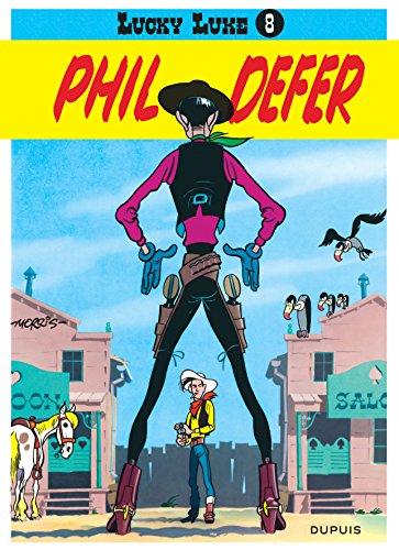 Lucky Luke (dupuis) t8 phil defer VHS par Morris