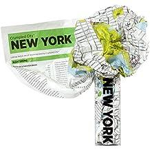 Crumpled City: New York. Soft city maps for urban jungles: Die cleveren Stadtpläne für Großstadtnomaden (Crumpled City Map)