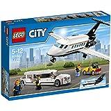 LEGO - 60102 - City - Jeu de construction  - Le Service VIP de l'Aéroport