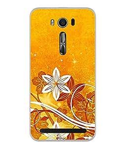 PrintVisa Designer Back Case Cover for Asus Zenfone 2 Laser ZE550KL (5.5 Inches) (Love Lovely Attitude Men Man Manly)