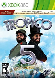 Tropico 5 (B00J226326) | Amazon Products