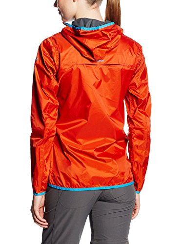 Salewa Puez (Braies) RTC W veste imperméable pour femme Naranja (Terracotta / 8240)