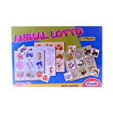 Frank Puzzles Animal Lotto Puzzle Game
