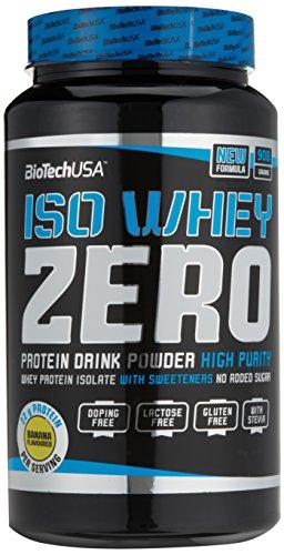 Protein-bananen-creme (Biotech USA Nitro Pure Whey Bananen-Creme, 1er Pack (1 x 908 g))