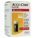 ( 5926 ) ROCHE DIAGNOSTICS ACCU-CHEK FASTCLIX 24LANC