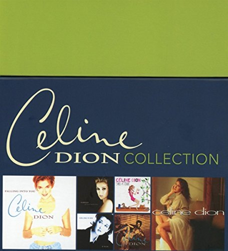 Celine Dion Collection [10 CD]