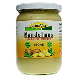 granoVita Mandelmus 550g