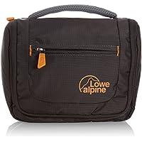 Lowe Alpine Kulturbeutel Wash Bag Small - Set de Mantenimiento para Acampada, Color Gris, Talla 15 x 18 x 9 cm, 2.4 litros