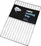 Chef Aid Oblong Cooling Cake Rack, Silver