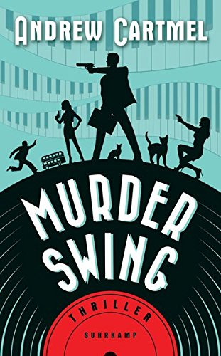 Andrew Cartmel: Murder Swing