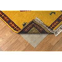 Tappeti e Oggetti Tappeto Antiscivolo Base antiscivolo per pavimenti duri, disponibili in diverse misure, PVC, 120 x 160cm (pack of